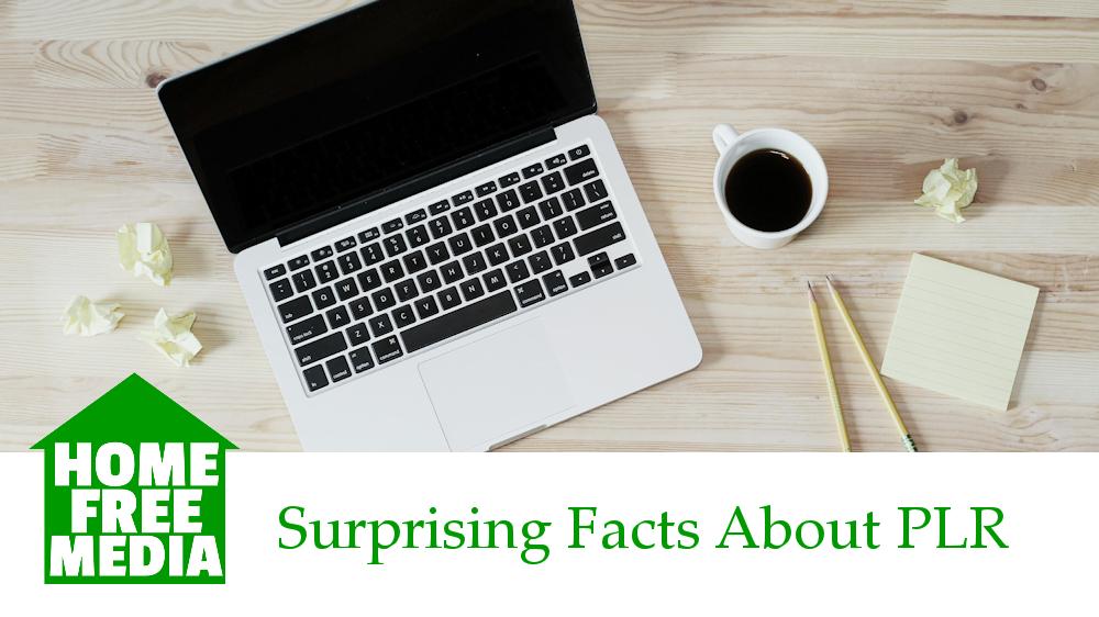 surprising facts about PLR content