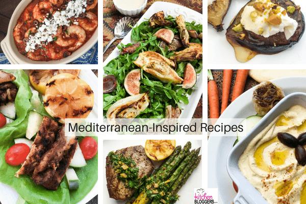 Mediterranean Inspired Recipes